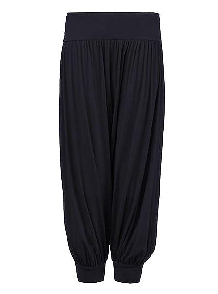 Amazon.com: Loxdonz Harem - Pantalones de danza para niños ...