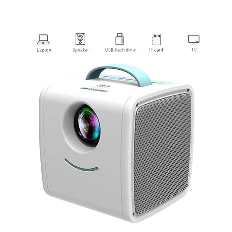 Amazon.com: SFXYJ Mini proyector portátil LCD, 700 lúmenes ...