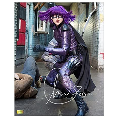 Kick Ass Chloë Grace Moretz As Hit Girl Fight Scene