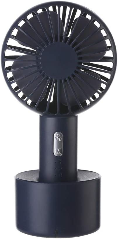 MDYYD Mini USB Table Desk Personal Fan Handheld USB Fan Portable Outdoor Rechargeable Desktop for Home Office Outdoor Travel Strong Wind,Quiet Operation,for Home Office.