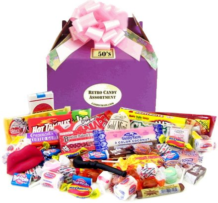 1950's Spring Time Memory Gift Box