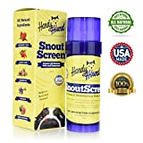 Handy Hound SnoutScreen | Nose Balm | Moisturizing All Natural Sunscreen Heals Dry, Chapped, Cracked, and Crusty Dog Noses and Protects from Sun and Insects, 2 oz