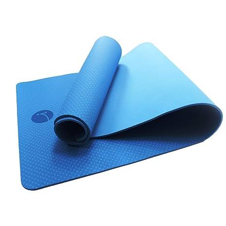 Yogamigi Esterilla ecológica para Yoga, Pilates, Deporte ...