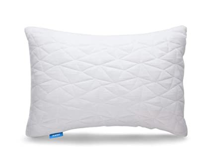 Adoric Bed Pillows for Sleeping 2 Pack Pillows for Neck Pain Side Sleepers Premium Pillow Bed Pillows Standard Breathable Cotton Down Alternative Pillow 20 x 26 White