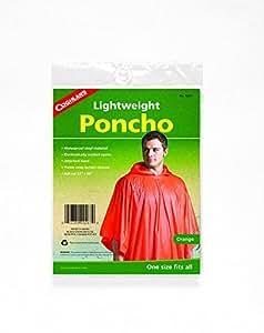 Coghlans Poncho -- orange - Chubasquero para hombre, color naranja