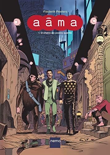Aâma - Volume 1: O cheiro da poeira quente