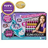 Cool Maker KumiKreator Friendship Bracelet Maker, Quick & Easy Activity Kit for Kids Ages 8 and Up