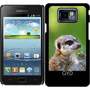 Funda para Samsung Galaxy S2 (GT-I9100) - Suricata by WonderfulDreamPicture