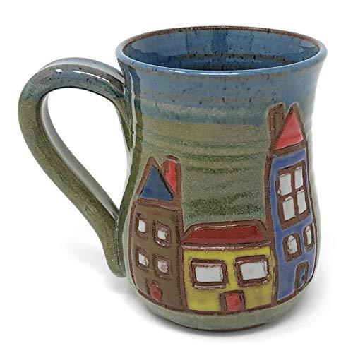 MudWorks Pottery Our House Mug