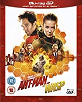 Ant-Man and the Wasp [3D + Blu-ray] [2018] from Walt Disney