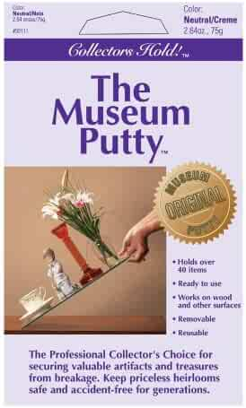 Collectors Hold Museum Putty