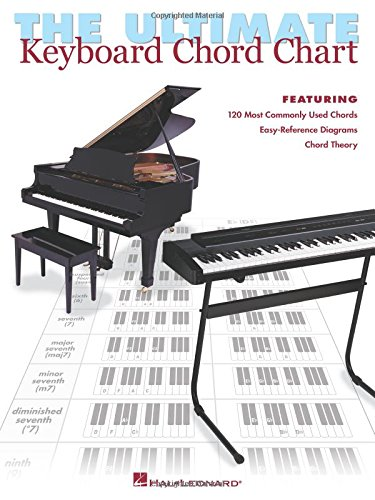 The Ultimate Keyboard Chord - Keyboard Chord Diagrams