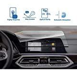 LFOTPP Car Navigation Screen Protector for 2019 X5 G05 iDrive 7.0 12.3-Inch, Tempered Glass 9H Hardness Audio Infotainment Display Center Touch Protective Film Scratch-Resistant