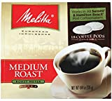 melitta pods medium - Melitta 75448 Medium Roast Soft Pod Pack 18 Count