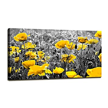 Amazoncom Wall Art For Living Room Modern Painting Framed Wall Art