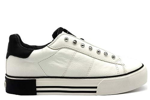 LIU-JO GIRL L3A4 20034 0193X028 Blanco Zapatillas Zapatos De Mujer Calzado Cómodo - Blanco, 37 EU: Amazon.es: Zapatos y complementos