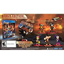 Sonic Forces: Bonus Edition-PlayStation 4