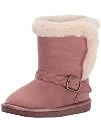 Kids Missy Girl's Sherpa Boot Fashion