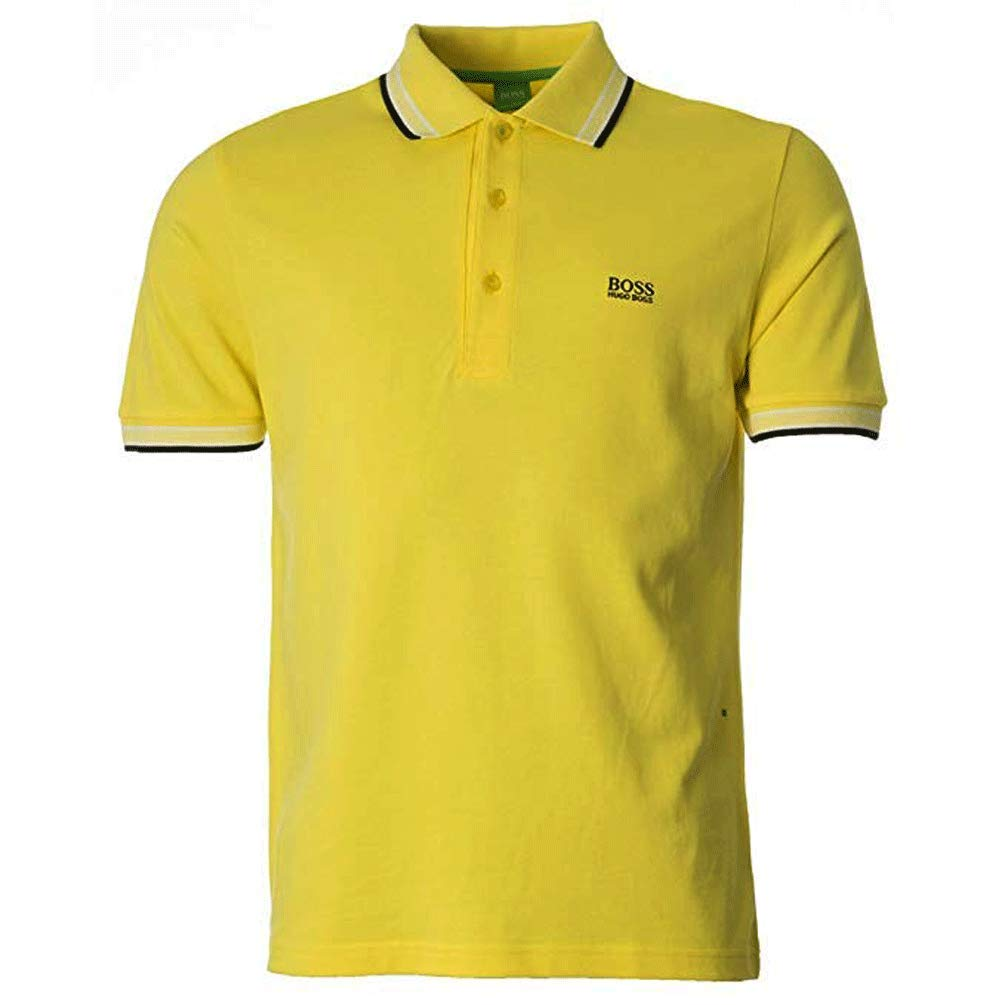 d9a3c828 Amazon.com: Hugo Boss Men's Paddy Short Sleeve Sporty Polo: Clothing