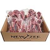 NEWZEE ラムチョップ ニュージーランド 20 x 50g チョップ(1kg) Lamb Chops ニュージーランド産プレミアム品質牧草ラム