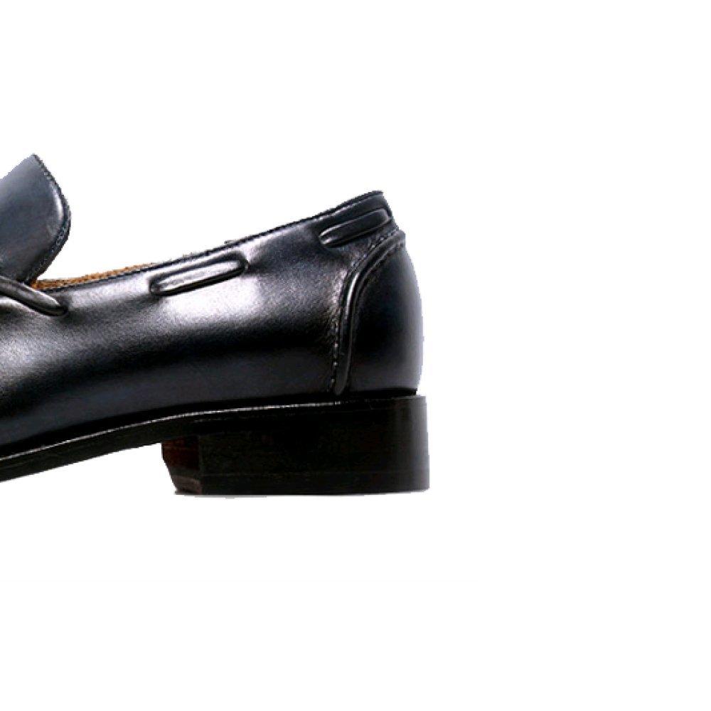 ZQZQ Loafers Custom Herren Lederschuhe Herren Custom High-End-Geschäft Casual Herrenschuhe Niedrig Heels 04db5f