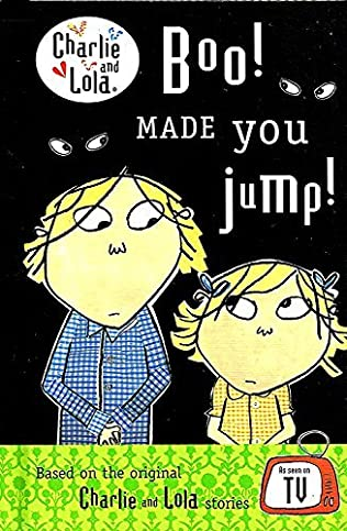 book cover of Boo! Made You Jump!
