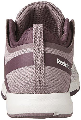 Reebok Women's R Crossfit Grace TR Sneaker, Smoky Orchid/Chalk/Washed, 6.5 M US by Reebok (Image #2)