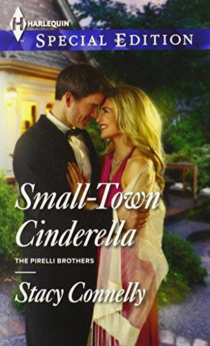 book cover of Small-Town Cinderella