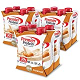 #10: Premier Protein 30g Protein Shake, Caramel, 12 Count