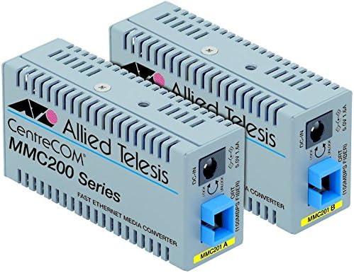 アライドテレシス CentreCOM MMC201B-Z1 メディアコンバーター 0021RZ1