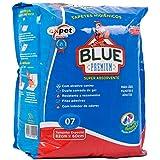 Tapete Higiênico Blue Premium 07 Unidades Blue Premium para Cães, 07 Unidades