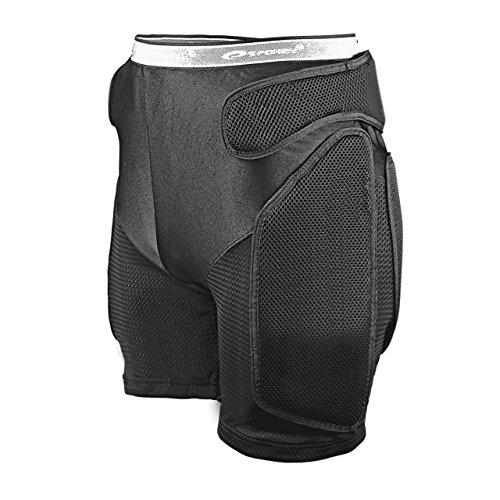 Spokey Snowboard Protektoren Unterhose Snow Protector-Shorts Hüftschutzhosen , Snow Größen:S