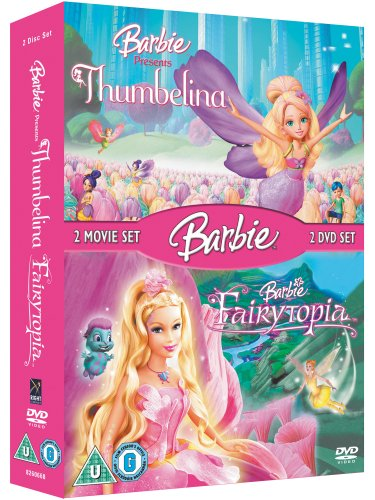 Fairytopia Set (Barbie Presents Thumbelina and Fairytopia Boxset [Import anglais])