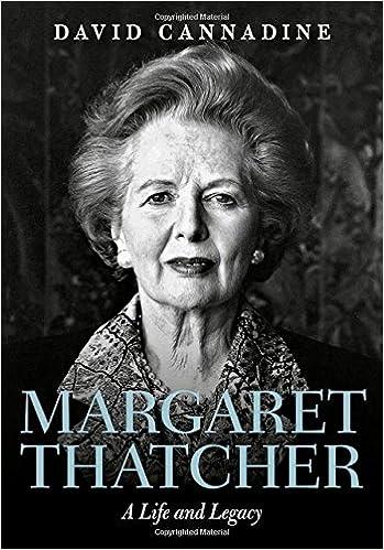 margaret thatcher biography