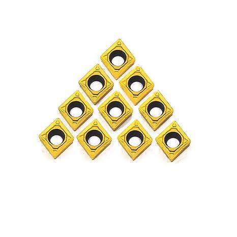 10pcs//pack MITSUBISHI CCMT060204 UE6020 CCMT21.51 New Carbide Inserts