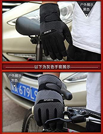 Bike Riding,Middle Size Mountain Climbing Bike Riding Suitable Indoor Outdoor Sports Skiing JTB Cycling Gloves Winter Waterproof Windproof Anti-Slip Warm Gloves Mountain Climbing JJTRACY Driving Blue