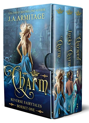 Charm: Books 1-3 boxset (Reverse Fairytales Book 1)