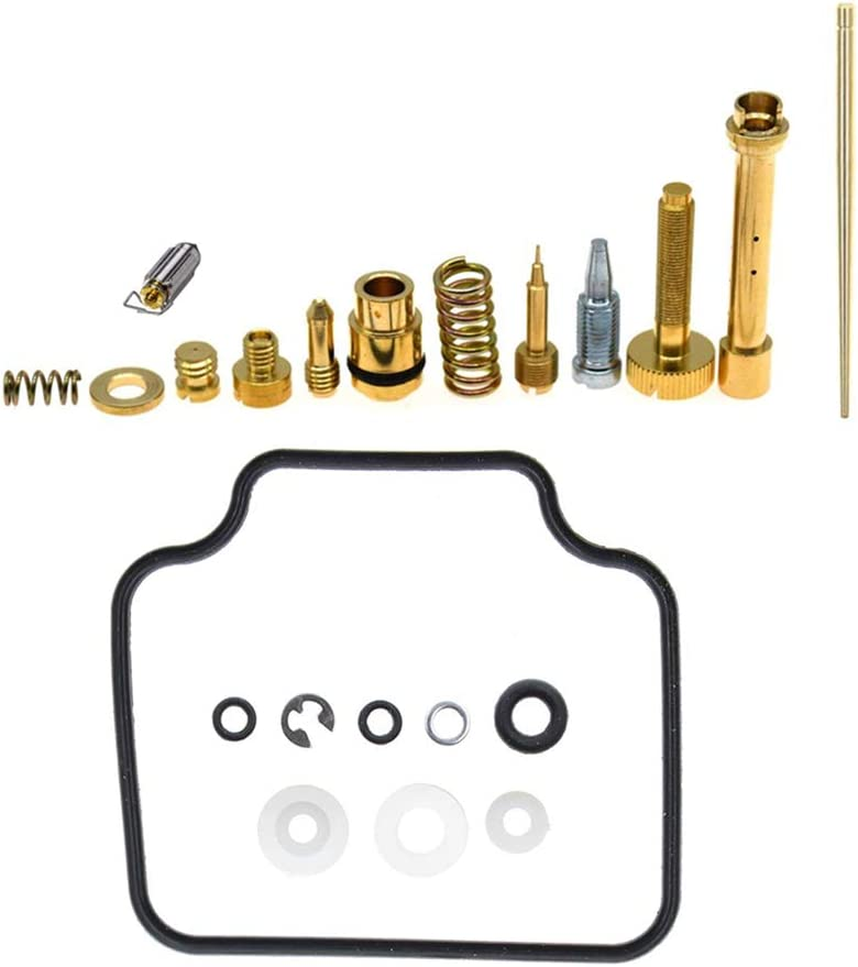 CQYD New Carburetor Rebuild Carb Repair Kit for Yamaha TTR225 1999-2004 TT-R225,Yamaha XT225 1992-2000 XT 225 225cc