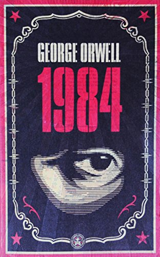 - Gifts Delight Laminated 18x30 Poster: Image Format George Orwell Book Cover