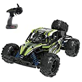 Fistone 1:18 RC Car High Speed Racing Vehicle RTR Monster Truck 2.4G 4WD Rock Crawler Off Road Dune Buggy Full Scale Remote Control Hobby Toys for Kids