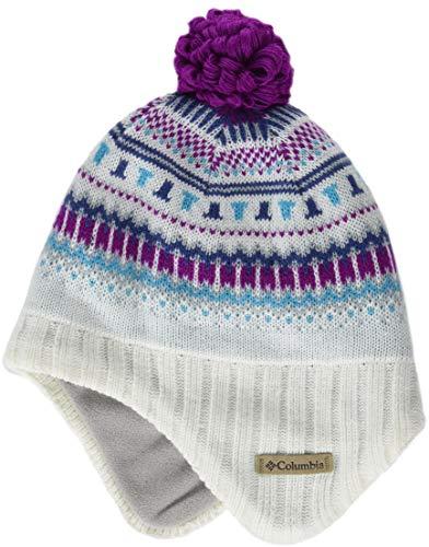 Columbia Kids & Baby Little Kids Winter Worn II Peruvian, Bright Plum Fairisle, One -