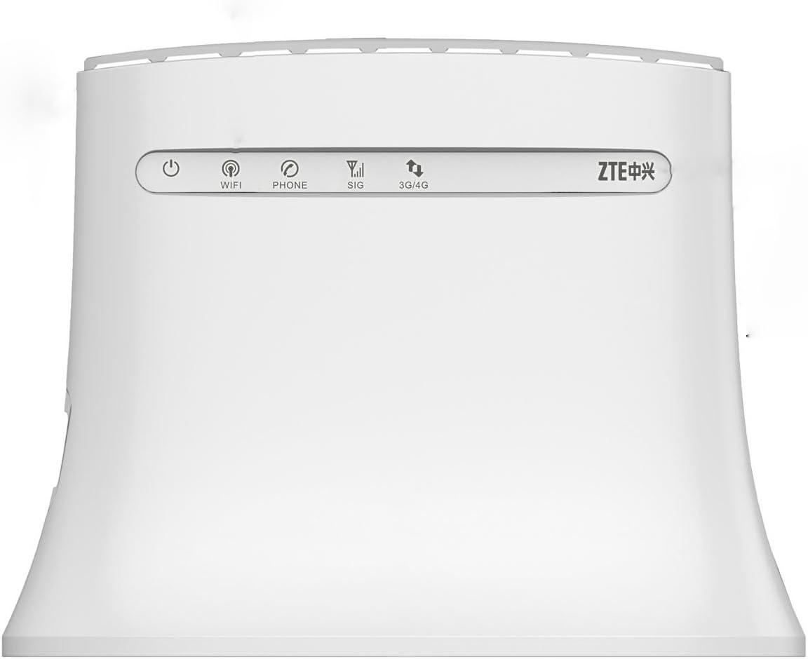 ZTE MF 283 4G LTE ROUTER: Amazon.co.uk