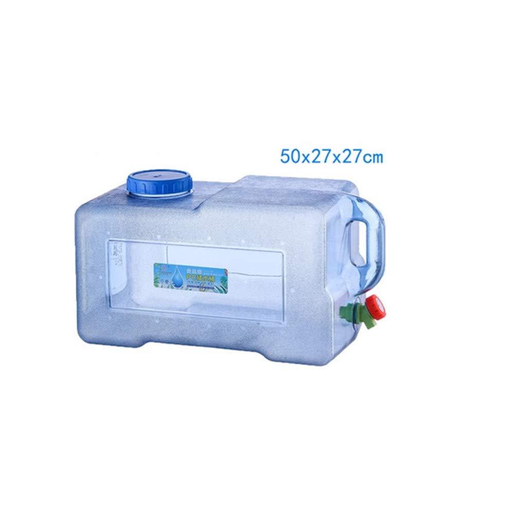 mesa de caf/é 12 l mineral camping cubo de almacenamiento de agua para el aire libre 18 l 12 apto para uso alimentario catering Cubo de almacenamiento de agua de 5 l 22 l dep/ósito de agua para veh/ículo 7,5 l Benbroo coche
