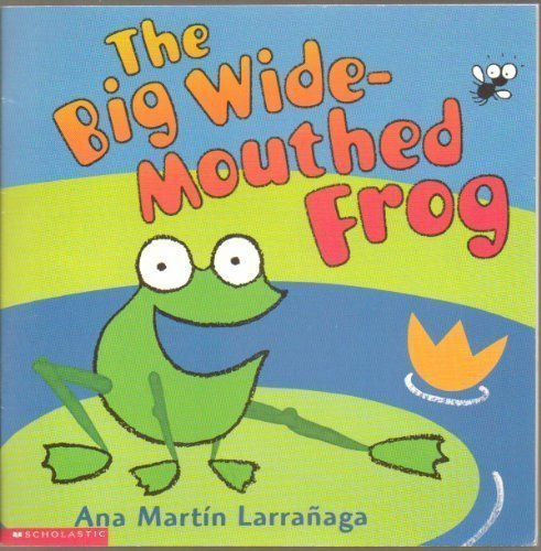 big wide mouthed frog - 2