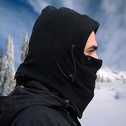 e84e801a3 Buy Winter Fleece Face Mask Beanies Hats for Skull Bandana Neck ...