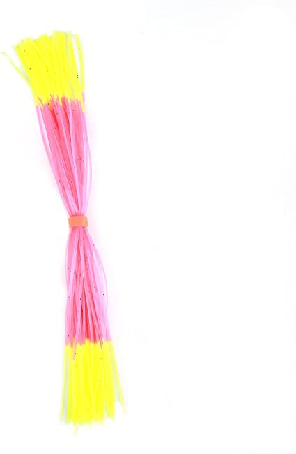 Details about  /Silicone Spinnerbait Skirts Reusable And Durable Silicone Skirts Mixed Colors