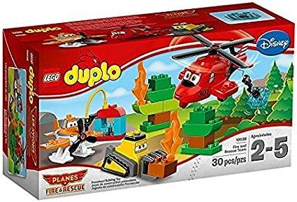 LEGO Duplo - Planes - Los Bomberos y los rescatadores, Juego de ...