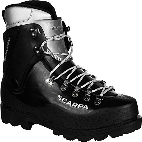 Scarpa Inverno Mountaineering Boot Black 7.5 by SCARPA
