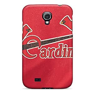 JDf242hohs Snap On Case Cover Skin For Galaxy S4(st. Louis Cardinals)