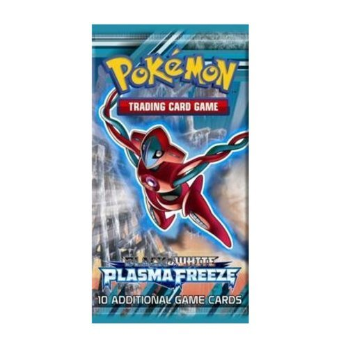 Pokemon Black & White Plasma Freeze Booster Pack TCG